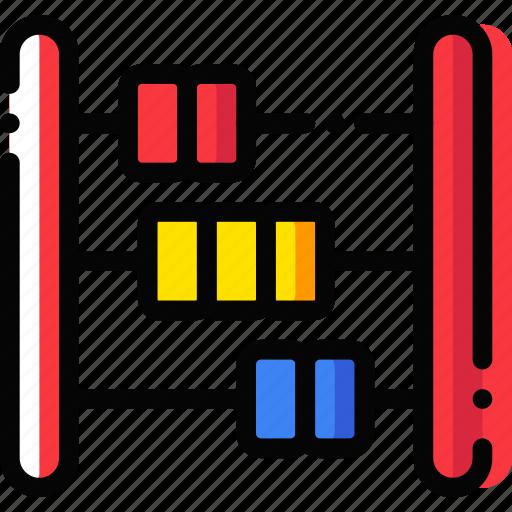 abacus, baby, cartoony, child, kid icon