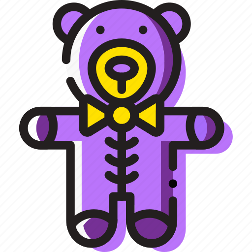 baby, cartoony, child, kid, teddybear icon