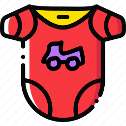 baby, bodywear, boy, cartoony, child, kid icon