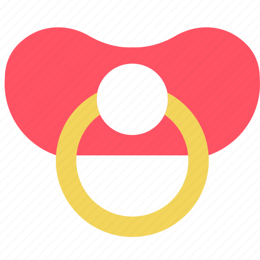 baby, children, pacifier, toddler icon