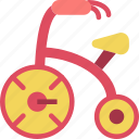 baby, tricycle, toy, toddler, children