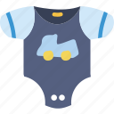 baby, bodywear, boy, children, clothes, toddler icon