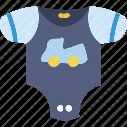 baby, bodywear, boy, children, clothes, toddler icon