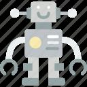 baby, children, robot, toddler, toy
