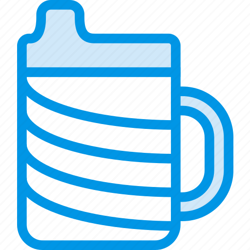 Baby, children, cup, feeding, food, toddler icon - Download on Iconfinder