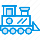 baby, children, toddler, toy, train icon