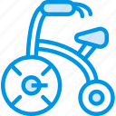 baby, children, toddler, toy, tricycle icon
