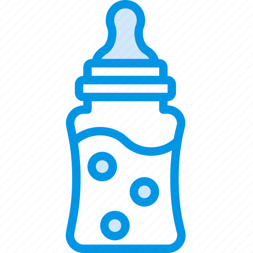 baby, children, feeder, food, milk, toddler icon