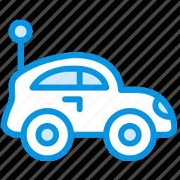 baby, car, children, toddler, toy icon