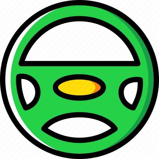 car, part, vehicle, wheel icon