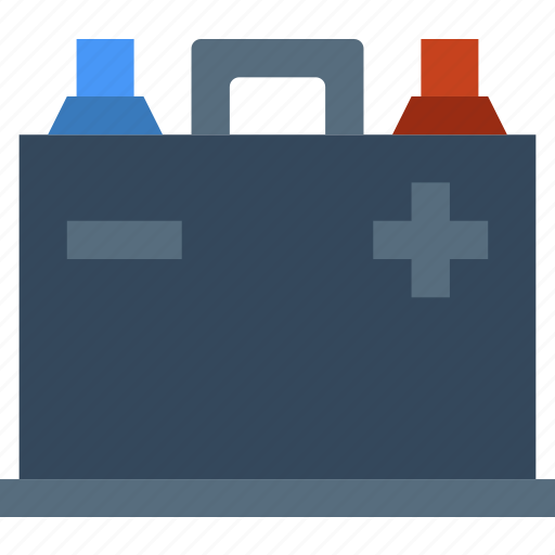 battery, car, part, vehicle icon
