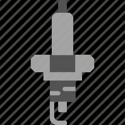 car, part, plug, vehicle icon