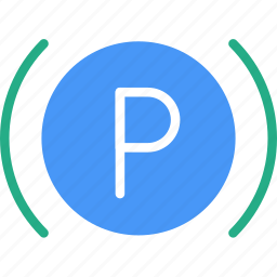 brake, car, light, parking, part, vehicle icon