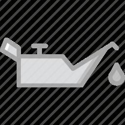 car, low, oil, part, pressure, vehicle icon