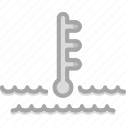 car, part, temperature, vehicle, warning icon