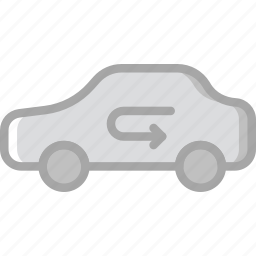 air, car, part, recycle, vehicle icon