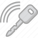 car, ignition, part, switch, vehicle icon
