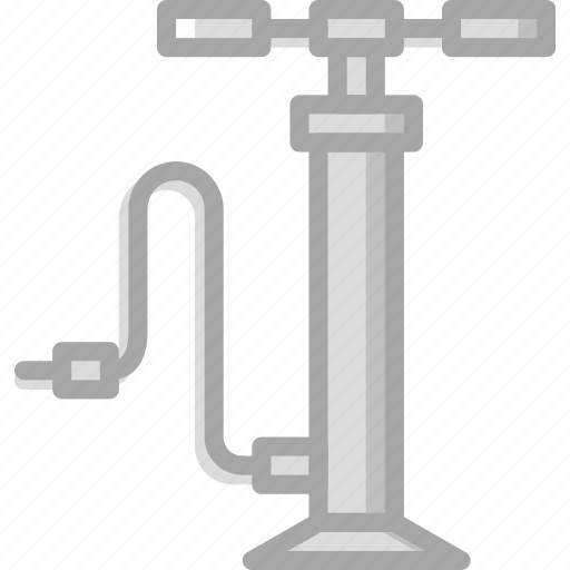 car, part, pump, tire, vehicle icon