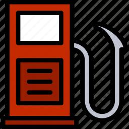 car, fuel, part, pump, vehicle icon