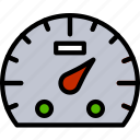 car, dashboard, part, vehicle icon