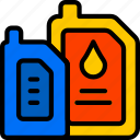 car, engine, oil, part, vehicle icon
