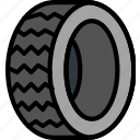 car, part, tire, vehicle