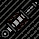 car, damper, part, vehicle