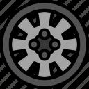 car, part, rim, vehicle