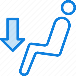ac, car, low, part, vehicle icon