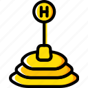 car, gear, part, shift, vehicle icon