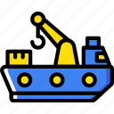 delivery, naval, shipping, transport