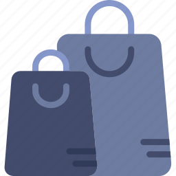 bags, delivery, shipping, shopping, transport icon