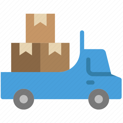 delivery, shipping, transport icon