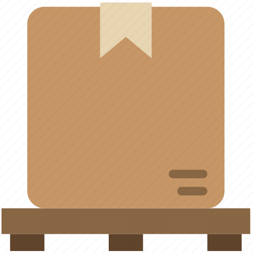 box, delivery, shipping, transport icon