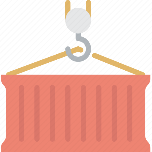 Delivery, container, shipping, transport icon