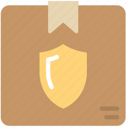 delivery, secure, shipping, transport icon