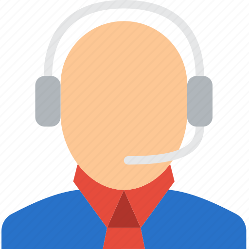Call, center, delivery, operator, shipping, transport icon - Download on Iconfinder