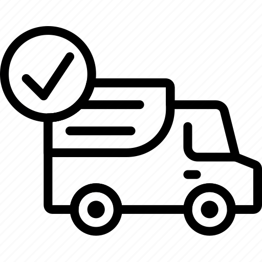 Delivery, shipping, success, transport icon - Download on Iconfinder