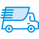 delivery, fast, shipping, transport