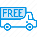 delivery, free, shipping, transport