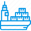 delivery, shipping, naval, transport