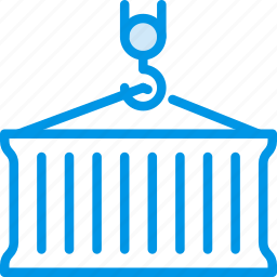 container, delivery, shipping, transport icon