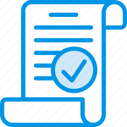 delivery, invoice, shipping, transport icon