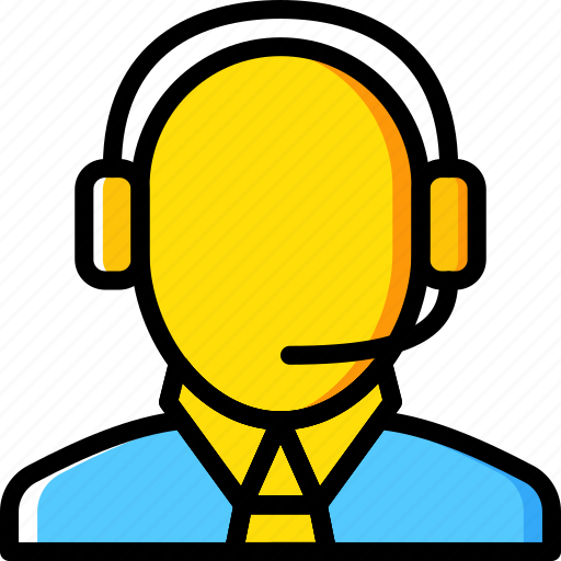 call, center, delivery, operator, shipping, transport icon