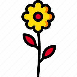 agriculture, farming, flower, garden, nature icon