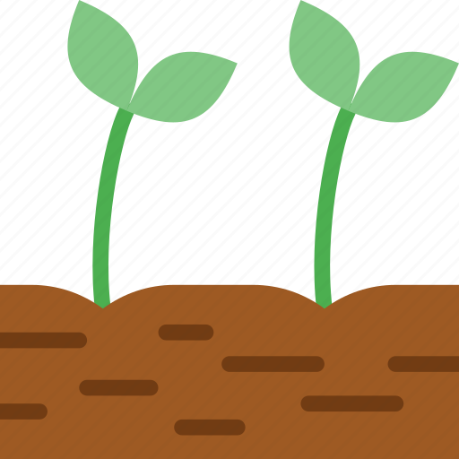 agriculture, farming, fretile, garden, nature, soil icon