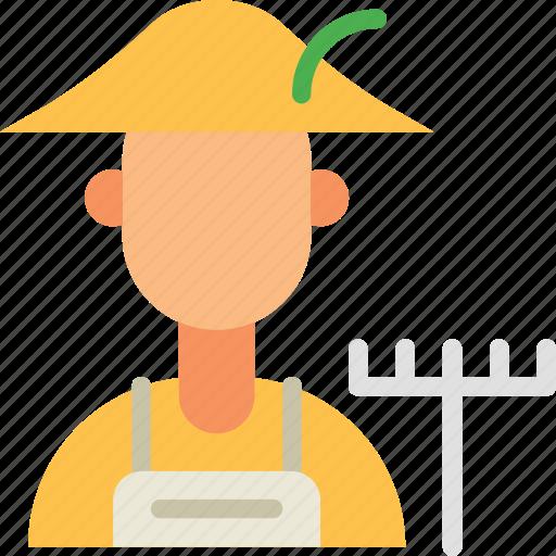 agriculture, farmer, farming, garden, nature icon