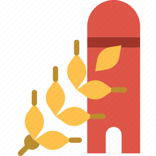 agriculture, farming, garden, grains, nature, sylo icon