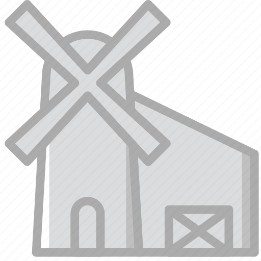 agriculture, farming, garden, nature, windmil icon