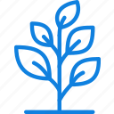 plant, farming, agriculture, garden, nature icon